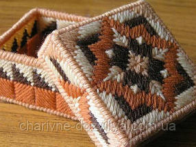 Виниловая канва для вышивания 50 x 50