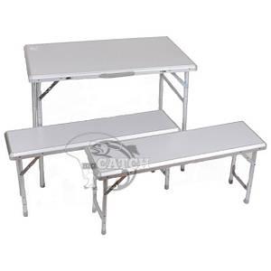 Стол складной с лавочками EOS XYT-365