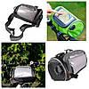 Велосумка на руль под смартфон,велосипедная сумка-органайзер на руль велосипеда для телефона