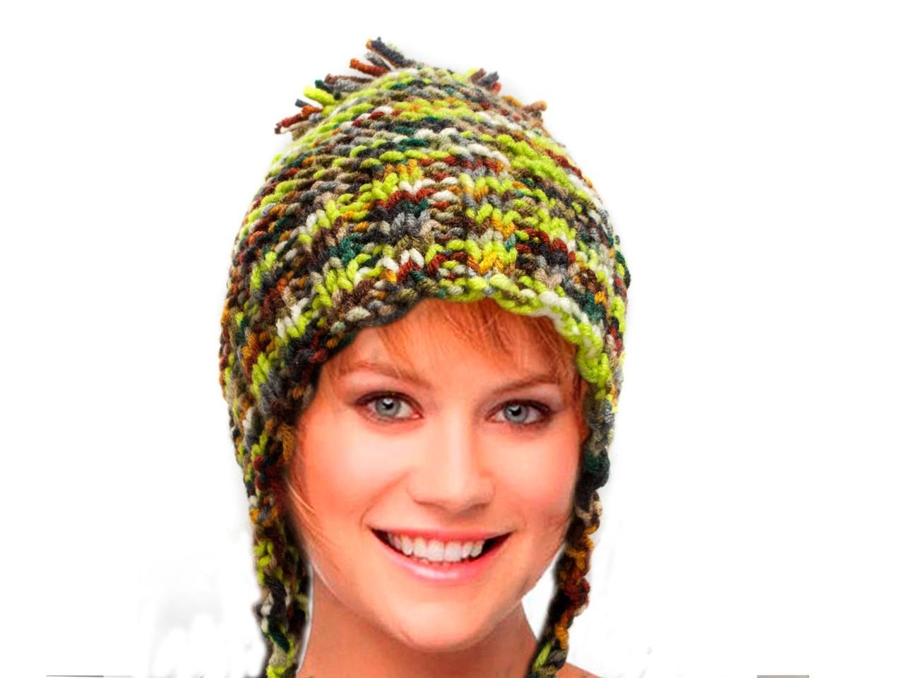 Шапка, жіноча в'язана шапка, чоловіча шапка, Unisex, HandMade шапка модна стильна шапка