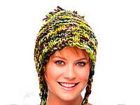 Шапка, женская вязаная шапка, мужская шапка, Unisex, HandMade шапка, модная стильная шапка, фото 1