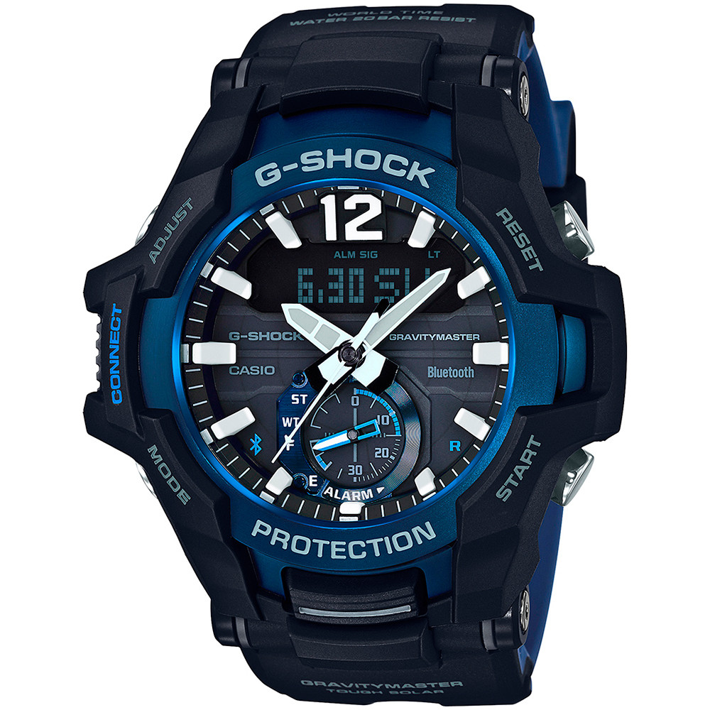 Часы Casio G-Shock GR-B100-1A2 Gravity Master
