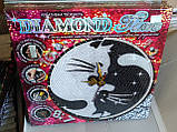 Часы 'Diamond Time' Инь-Янь Котики (DTM-01-01), фото 3