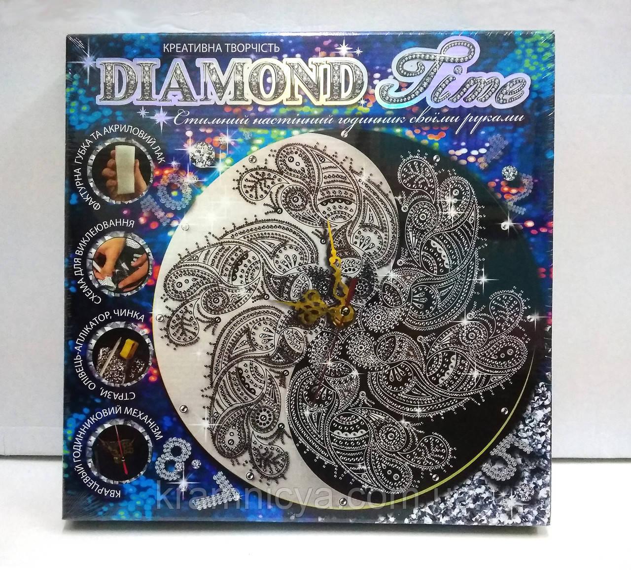 Годинник 'Diamond Time' Мандала (DTM-01-02)
