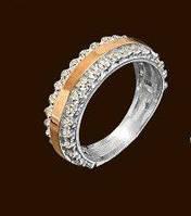 Серебряное кольцо Хельга, фото 1
