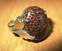 """Элегантное кольцо с динобоном """"Динозавр"""", размер 18 от Студии  www.LadyStyle.Biz, фото 1"""