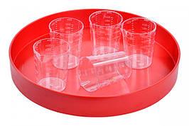Кухоль (стакан) мірний 250мл.ТМ Мед P065