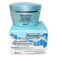 Крем дневной для сухой и чувствительной кожи лица (Тройной Эффект) - Bитэкс Thermal Laine