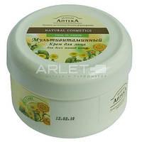 Крем для лица (Мультивитаминный) - Зеленая Аптека 200мл