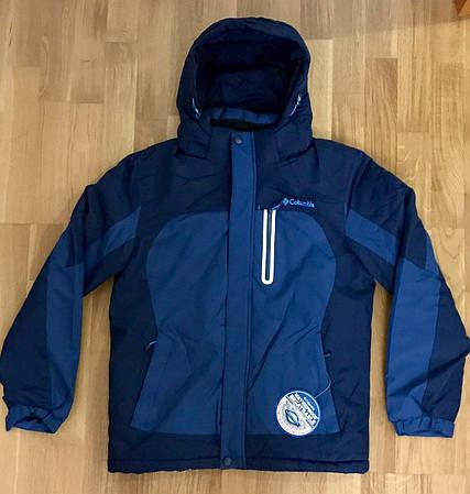 Зимняя подростковая куртка для мальчика Columbia  d6f12b0c9809e
