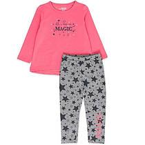Костюм для девочки Fresa Claro Losan 826-8040510 Розовый