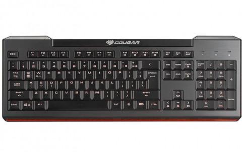 Cougar представила игровую клавиатуру 200K