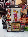 Картины-раскраски карандашами 'Девочка' (PBN-01-10), фото 3