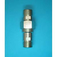 Муфта соединительная шар (без штуцеров) S32 (М27х1,5)