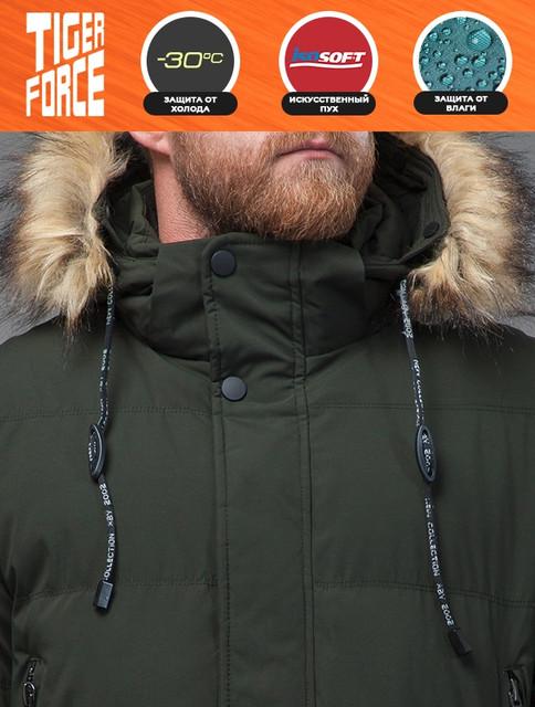 Tiger Force Куртки и парки зимние
