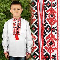 Детские вышиванки на мальчика