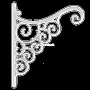 Акант ТМ Алеана для вазона 25*03*20 білий 112098