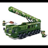 Конструктор Banbao Военная машина 6202