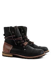 Женские ботинки Devergo Rosalinda Suede DE-GM1562SU 18FW