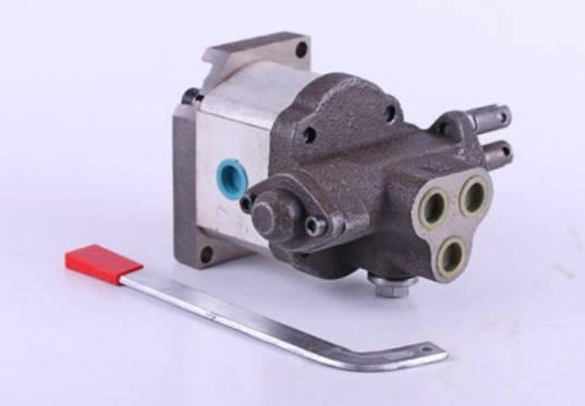 Гидравлический насос мототрактора колесо 6.00-12, фото 2