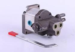 Гидравлический насос мототрактора колесо 6.00-12