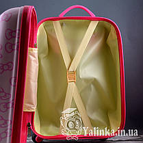 6ba3e2d7bda3 Чемодан дорожный для детейна 4-х колесах Hello Kitty HK-701: продажа ...