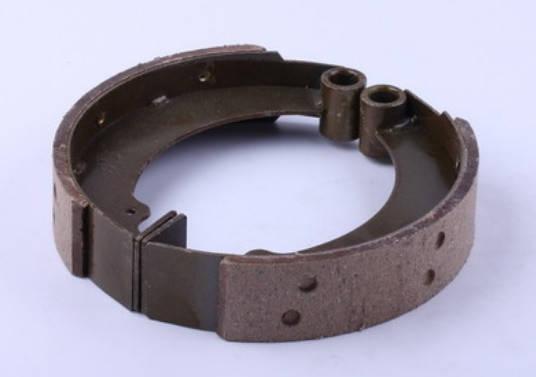 Колодки тормозные мототрактора колесо 6.00-12, фото 2