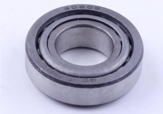 Подшипник переднего колеса наружный 30205 мототрактора колесо 6.00-12, фото 2