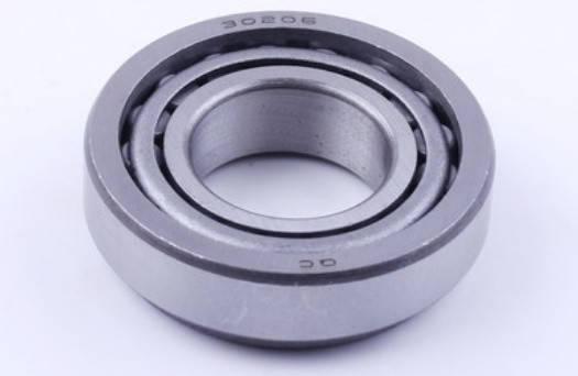 Подшипник переднего колеса внутренний 30206 мототрактора колесо 6.00-12, фото 2