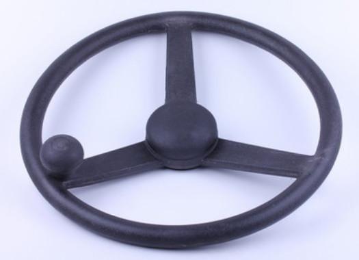 Руль мототрактора колесо 6.00-12