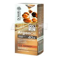 Разглаживающий крем вокруг глаз против морщин - Dr.Sante Argan Oil 40+