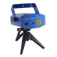 Лазерный проектор стробоскоп LASER K4 4/1