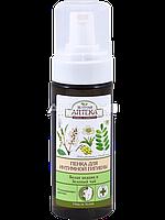 Пенка для интимной гигиены (Белая акация и Зеленый чай) - Зеленая Аптека 150мл.