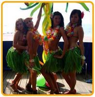 Гавайский наряд для девушки