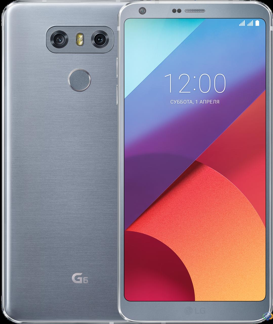f287f48af4db0 LG G6 Platinum 64 gb: продажа, цена в Виннице. мобильные телефоны ...