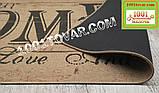 """Килимок кухонний з льону на гумовій основі """"Home"""" 140х70х0,5 див., фото 7"""