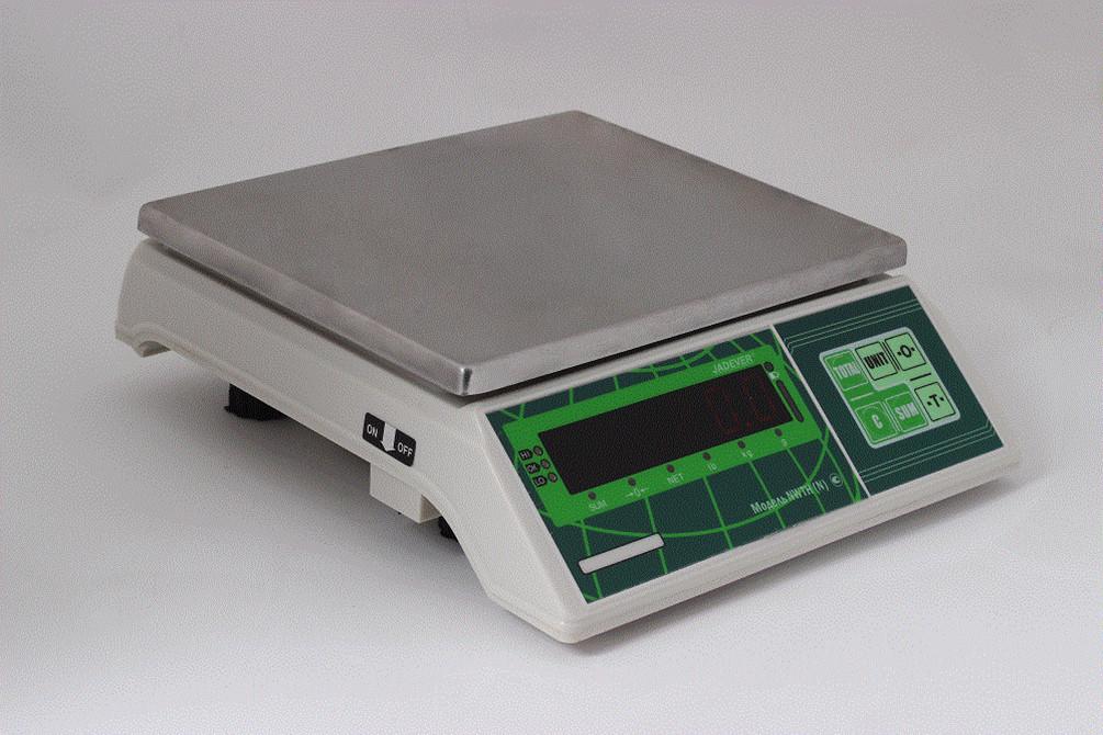 Ваги фасувальні електронні Jadever NWTН (с) (3 кг)