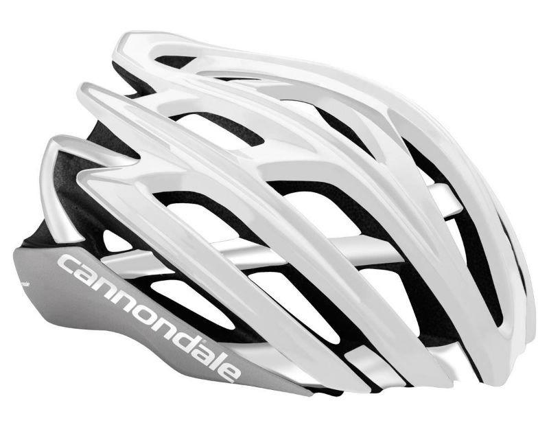 Шлем Cannondale Cypher размер L 58-62 см white silver