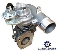 Турбина (турбокомпрессор) Mazda CX-7 2006-2012, фото 1
