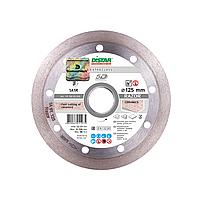 Алмазний відрізний диск DISTAR по керамограніту, граніту, мармуру, 125мм, 1A1R Razor 5D/ 11115062010
