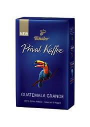 Кофе молотый Tchibo Privat Kaffee Guatemala Grande, 250 г, фото 2