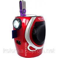 Радиоприемник с фонарем GOLON RX-678/902REC