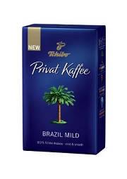 Кофе молотый Tchibo Privat Kaffee Brazil Mild, 250 г