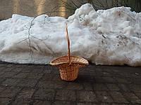 """Подарочная корзина из лозы """"Роксолана"""""""