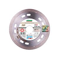 Алмазний відрізний диск DISTAR по керамічній плитці, керамограніту, 125мм, 1A1R Esthete 7D 125x1,1/0,8x8x22,23/ 11115421010