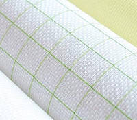 Канва для вышивания Aida14-белая расчерченная 50 х 60