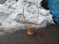 """Подарочная корзина из лозы """"Стакан великий"""", фото 1"""