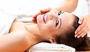 Лечебный косметический массаж.
