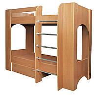 Двухъярусная кровать Дуэт-2 Пехотин