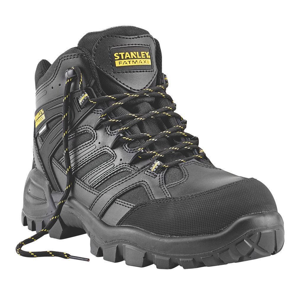 Мужские рабочие ботинки Stanley Fatmax ONTARIO. Тактическая обувь США. 44 размер.